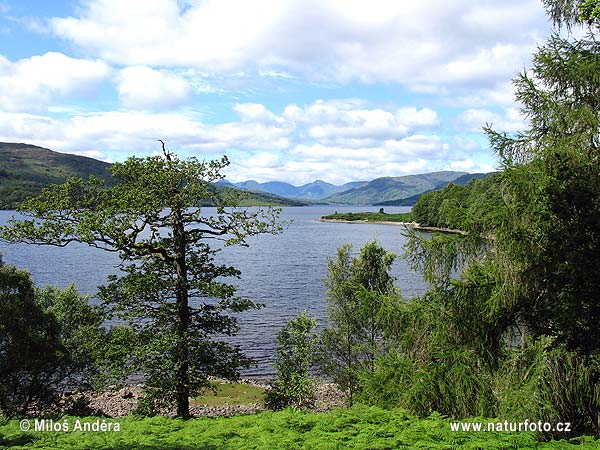 Nationalpark Loch Lomond and Trossachs (UK)