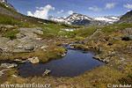 In Romsdalen Gebirge