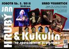 Jan Hrubý & Kukulín - koncert