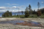 Yellowstone, Yellowstone Lake
