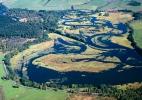 Flussmundung Vltava Lipno Staudamm