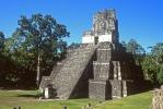 Ruinen der Stadt Tikal